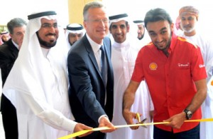 12-300x195 Shell road safety drive underway in Riyadh