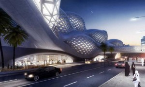 23-300x179 King Abdullah Financial District Metro Station by Zaha Hadid in Riyadh, Saudi Arabia - 2019