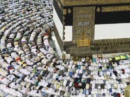 Despite converging millions, sense of calm prevails in Riyadh on Hajj eve