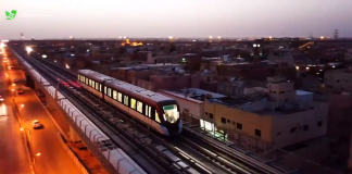 Riyadh Metro Transport