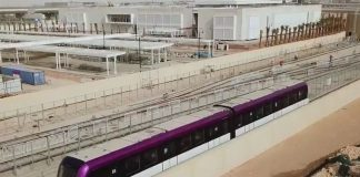 Saudi construction has grown with Haramain Rail and Riyadh Metro