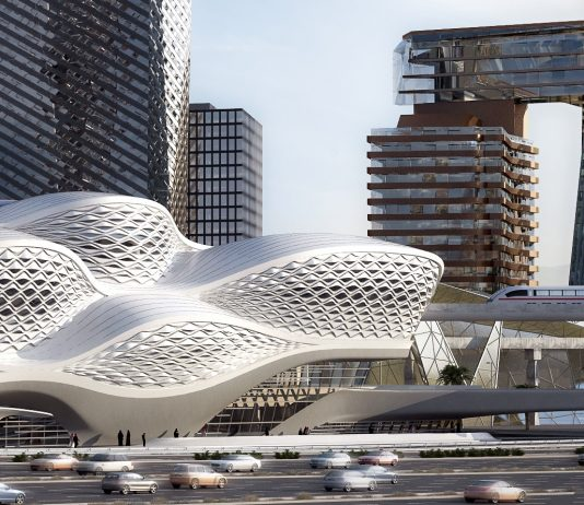 A soft opening of the six-line, $35 billion Riyadh Metro project is due to start next year.