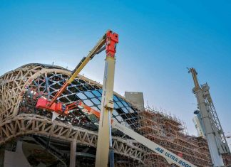 Project update: Riyadh Metro's KAFD station in Saudi Arabia