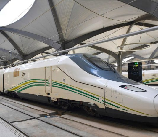 Over 50,000 Hajj pilgrims use Haramain High Speed Railway