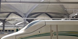 New Haramain High Speed Railway transported over 2 million Hajj pilgrims