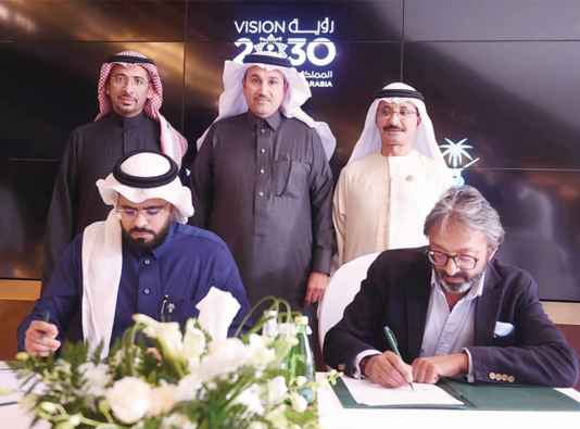 Saudi Arabia, Virgin Hyperloop One to conduct world's first national hyperloop study